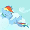 rainbowdashed: (chillaxing)