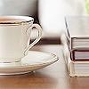 lightsinthesky: (tea and books)