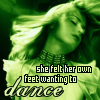 called_lioness: (felt her own feet wanting to dance)
