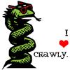 hazelbite: (GO: I <3 Crawly)
