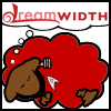 red_eft: Uhura as a dreamsheep. (UhuraSheep!)