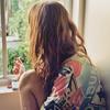 norwegianwood: Girl by the window (Default)