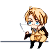 historize: (hetalia--england--fork and knife)
