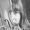 tarakharper: Icon created from a photograph of Tara K. Harper found on her website. (Tara K. Harper)