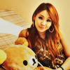 dagas_isa: CL from 2ne1 with a big teddybear (CL - Teddy Bear)
