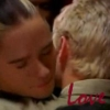 rosabelle: closeup of andros/zhane hug with the caption love (Default)