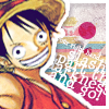 playwitchu: (Luffy!)