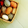 hermitsoul: basket of yarn icon (Crafting yarn: skudge)