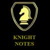 knightnotes: (Knight Notes)