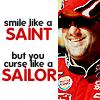 dreadeddestiny: (Tony - Smile like a Saint Curse like a s)