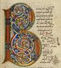 bethbethbeth: Medieval B on a manuscript (Medieval B (bbb))