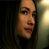 copracat: close up of nikita played by Maggie Q (nikita - wonder)