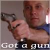 mistressace: (Gun - Sandram)
