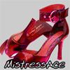mistressace: (Red shoes - Sandram)