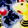 xenolith: Don't look so shocked! Hahaha, get it? Cuz...electric attacks. Get it? (Ampharos)