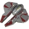 masterofsoresu: (Eta-2, Jedi Starfighter, transformed (2))