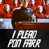 "takhallus: Spock ""I plead pon farr"" (Porn farr)"