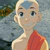 aangairnomad: Aang smiling (smile)