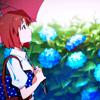 okarina: (Yukiho ☃ Rainy Stroll)