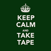 azi: Keep Calm and Take Tape. (Alliance/Union - Cyteen - Azi)