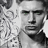 xela_fic: (SPN - Dean BnW Sexy)