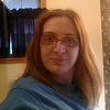 dens_extra_pups: self portrait. In this picture, I'm wearing glasses, and my hair is down. (Denpup)