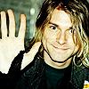 dens_extra_pups: Picture of Kurt Cobain. (dennispup)