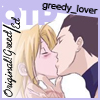 greedy_lover: Greed and Ed kissing (Otp)