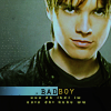 "paraka: John Connor with the caption ""Bad Boy"" (SCC-J-Bad Boy)"