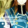 doriko: jade curtiss is not your average hero (Jade Curtiss // not your average hero)