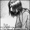 shyfoxling: Young severus brooding (severus young (brooding))