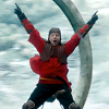shyfoxling: Ron victorious in Quidditch (yay (ron quidditch))