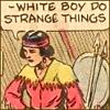 sobelle: by Semyaza (White Boy Do Strange Things)