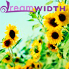 havocthecat: sunflowers and dreamwidth (random dreamwidth)
