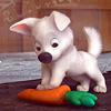 spiritas: (Bolt - Puppy ~ I has carrot)