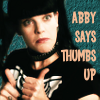 freddiefraggles: (ncis - abby two thumbs)