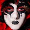 masked_god: (mask - red tears)
