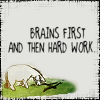 lilithsaintcrow: (brains first)
