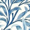 ext_3629: blue wallpaper, leafy pattern (Default)