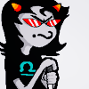 somethinglawful: terezi making this face: >:? (yeah her mouth does that)