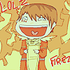 pyromaniac: (「Lu Xun 」Lol fire)
