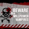sofiaviolet: beware the willpower vampires (vampires)