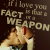 wilderthan: ((SamDean) Facts and weapons)