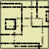 sofiaviolet: dotted lines forming squares and rectangles (dotted line)