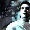 edenbound: ((Simon) Hands of blue)