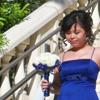 nova: Mark and Janine's wedding (me: formal, me: bridesmaid)