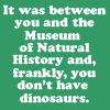 kippurbird: (Dinosaurs)