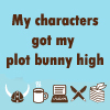 kippurbird: (Plot Bunny High)