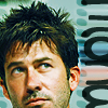 ext_1771: Joe Flanigan looking A-Dorable. (yoghurt!)