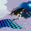unbalance: (a deep blue sky)